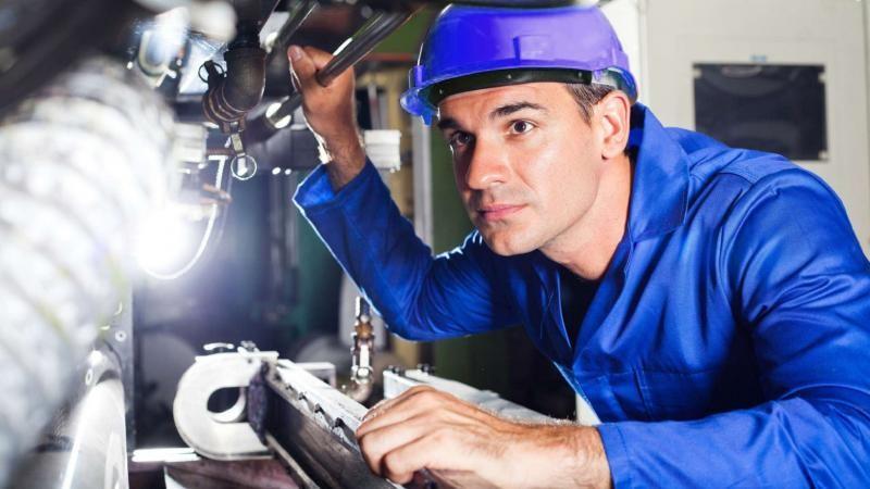 Analise de vibração em maquinas industriais