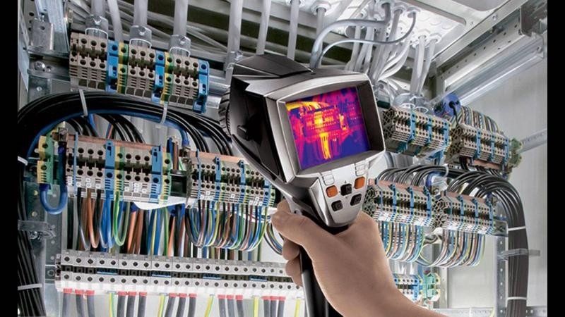 Termografia eletrica